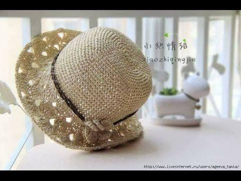 [Crochet Hat] Hướng dẫn móc mũ #3 #crochethats
