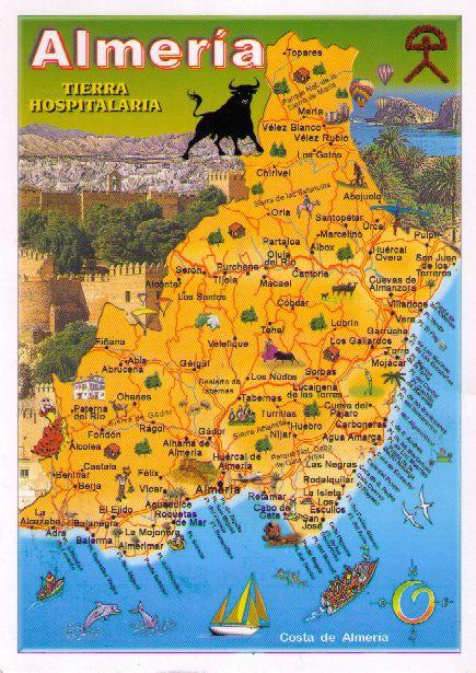 Es 103013 Almeria Andalusia Spain Backpacking Spain