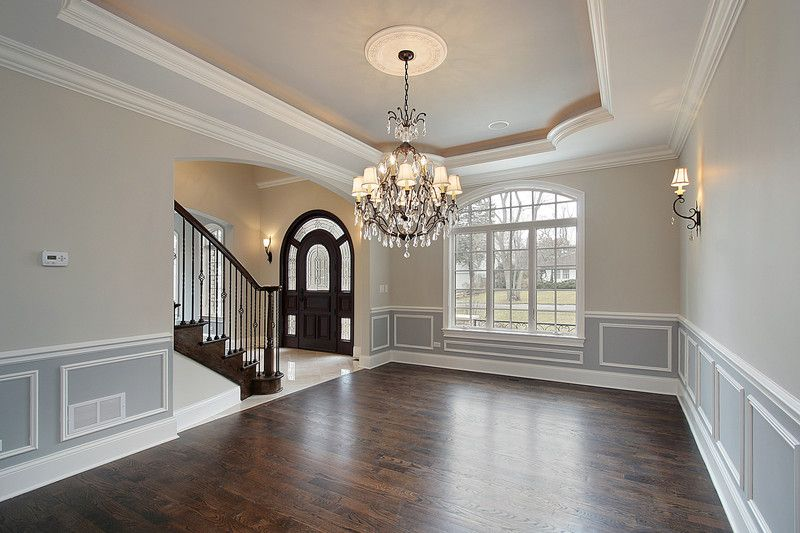 tray ceiling design & installation | custom drywall services