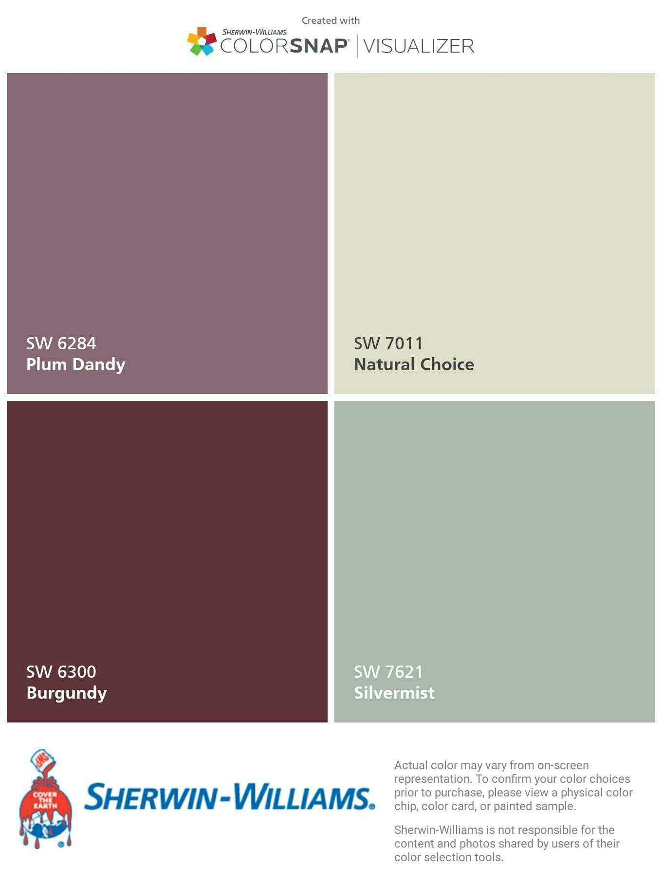 condo color pallete thinking bedroom plum living room nat