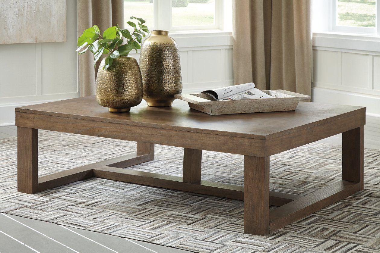 Cariton Coffee Table Ashley Furniture Homestore Coffee Table