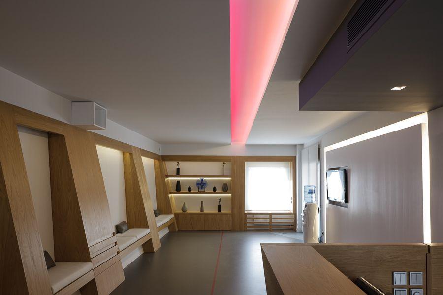 V-Shape #gynecological clinic at Glyfada, Athens - Kipseli Architects