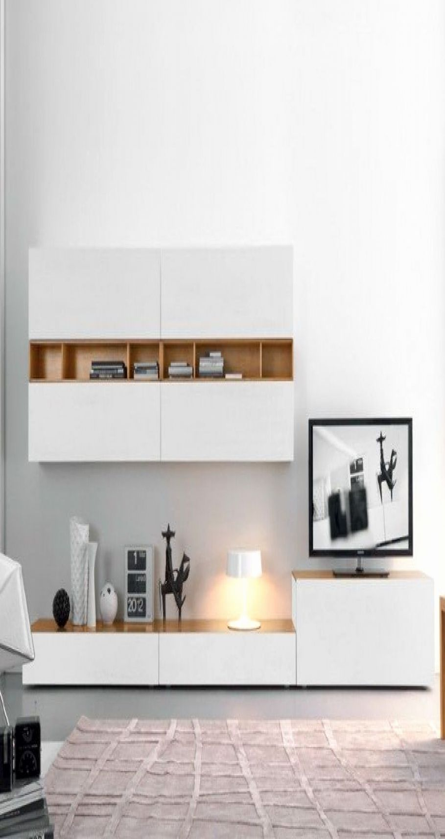 Tv Showcase Design Ideas For Living Room Decor 15524: Wohnwande Tv Mobel Wohnzimmer Wohnzimmer Und Schrankwände