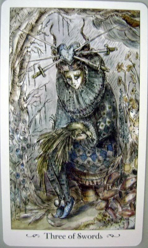 Magicka School • View topic - The Paulina Tarot by Paulina Cassidy