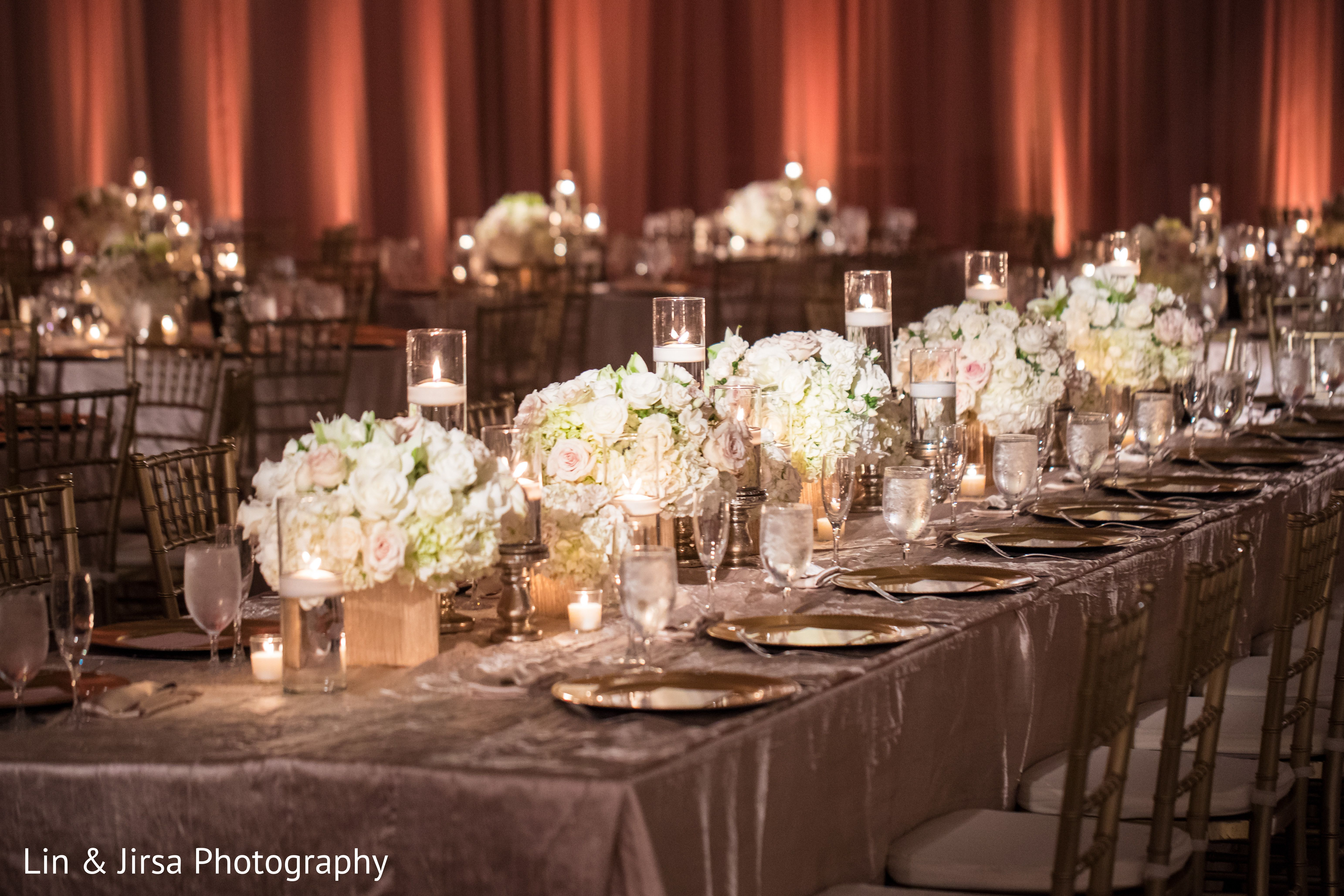 Indian Wedding Table Centerpieces Tablescapes Pinterest