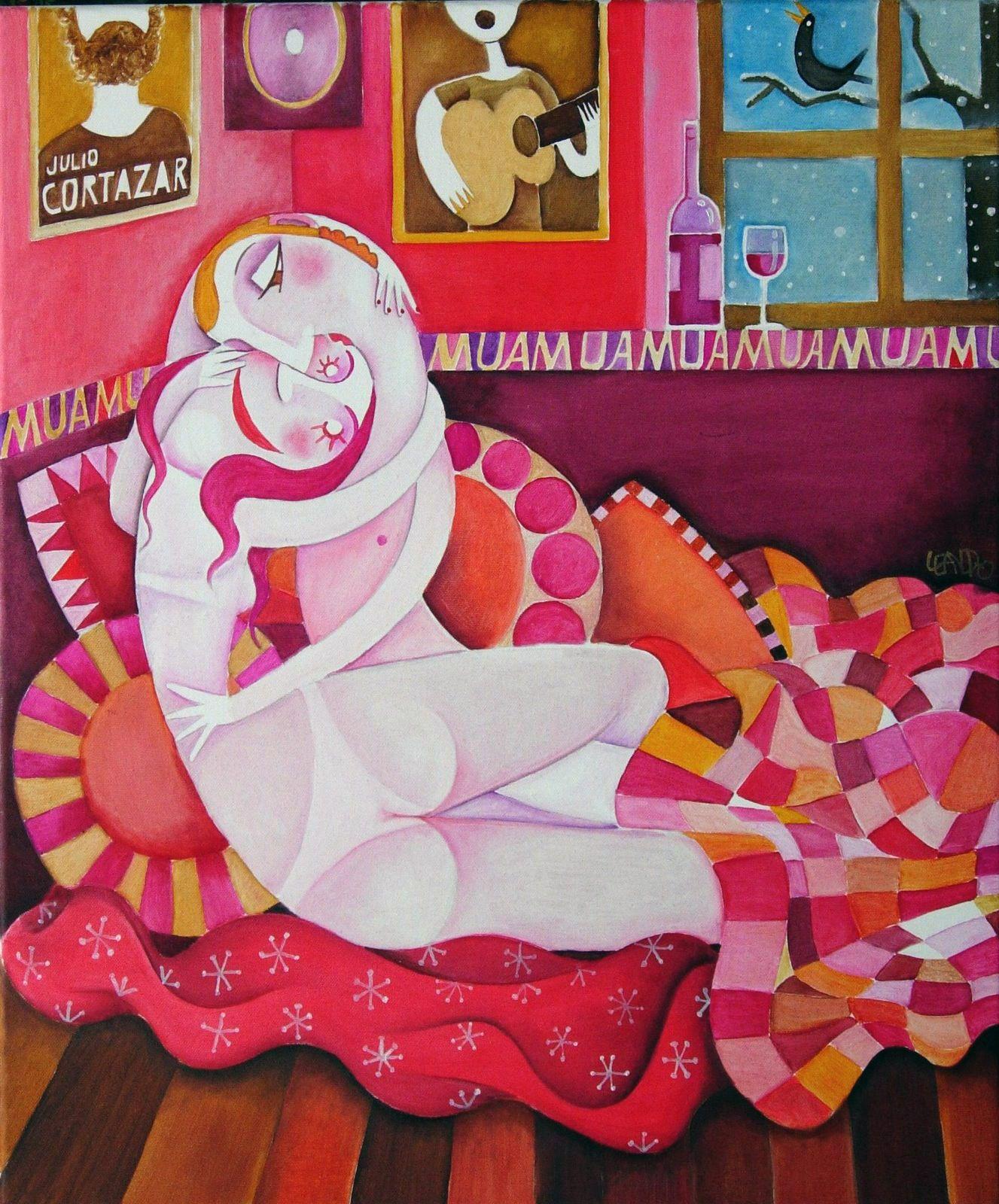 Muamuamua Jpg 1327 1600 Ilustraciones Cortazar A Dormir