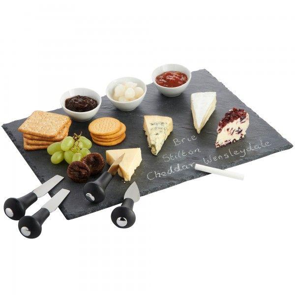 VonShef Cheese Board Dipping Set 1
