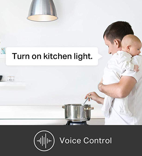 Kasa Smart Wifi Plug By Tp Link No Hub Required Works With Alexa And Google Smart Light Bulbs Smart Lighting Led Light Bulb