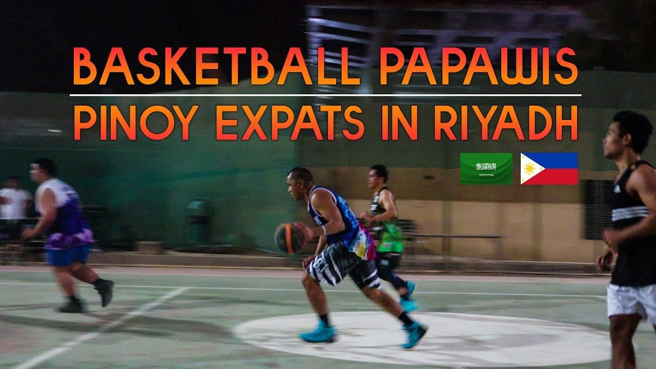 Masyadong Sineryoso Basketball Papawis At Sheraton Hotel Riyadh Ksa Music Channel Basketball Riyadh
