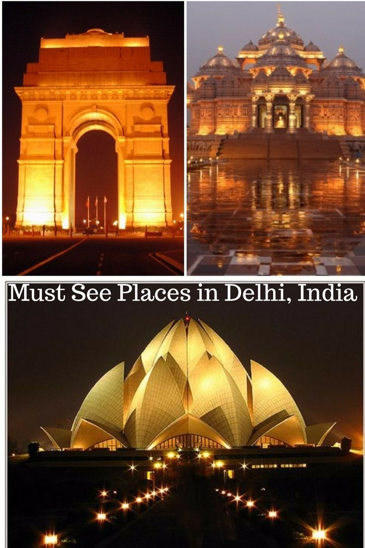 25 Must See Places In Delhi With Family Asia Travel Travel India Travel
