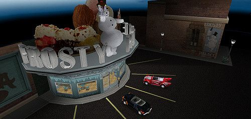grease frosty palace - Google Search