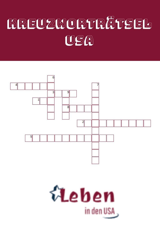Wissen Kreuzworträtsel