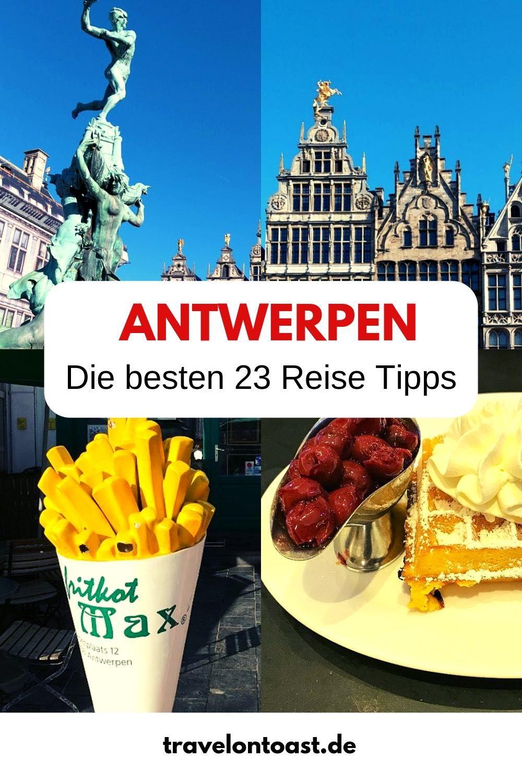 Antwerpen Tipps: 23 Sehenswürdigkeiten, Shops & Restaurants – Travel on Toast