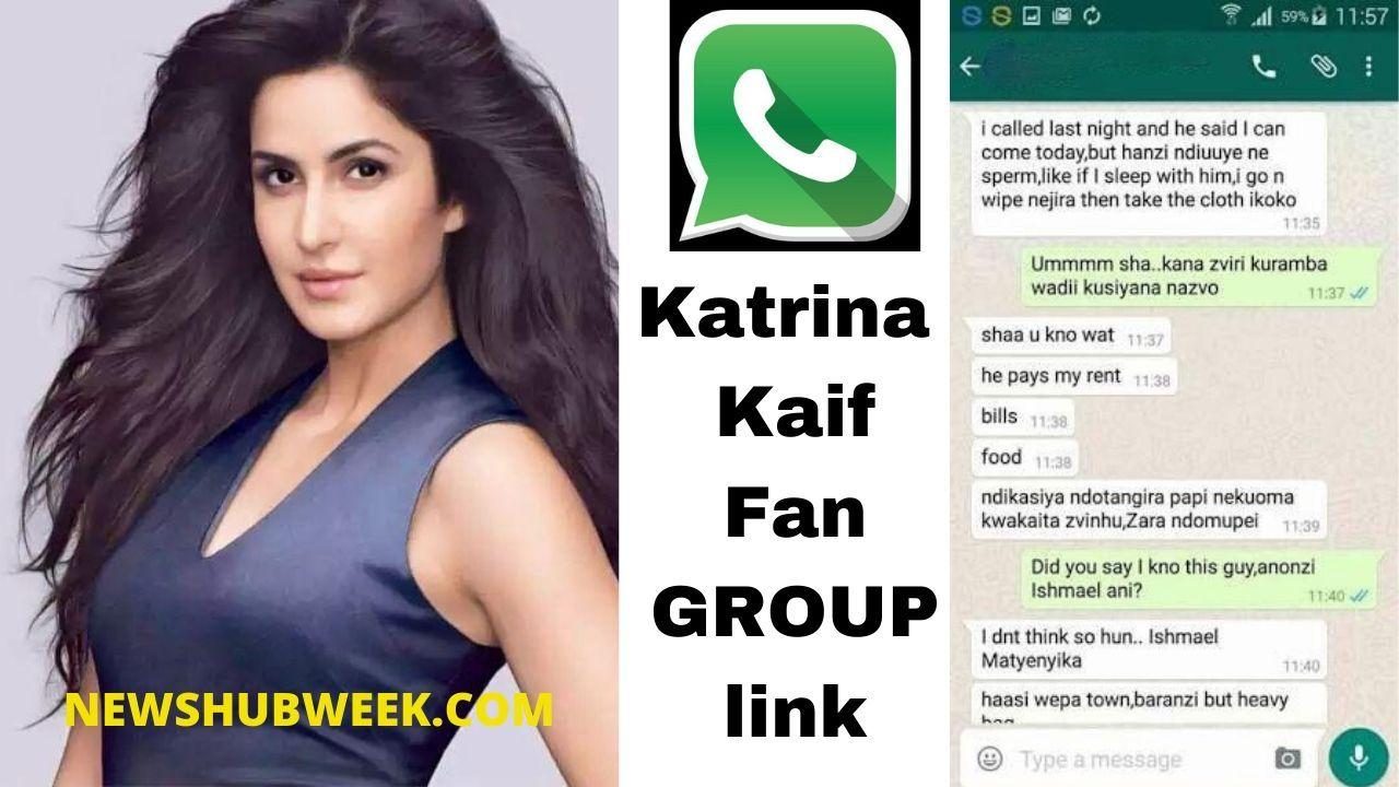 Join 3 Katrina Kaif Fans Whatsapp Groups Links Latest Update Whatsapp Group Katrina Kaif Katrina