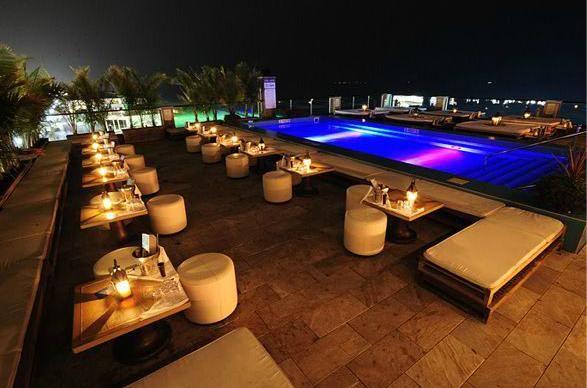 Club Spot Le Avenue Long Branch Nj Bungalow Hotel Beach