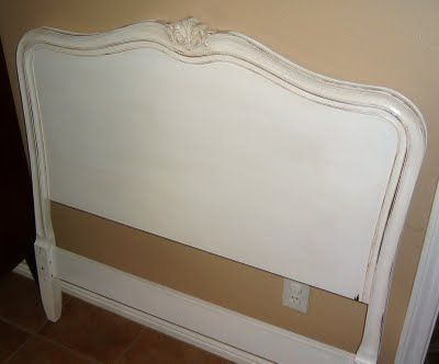 Facelift Furniture: Custom Twin French Provincial Head & Footboards