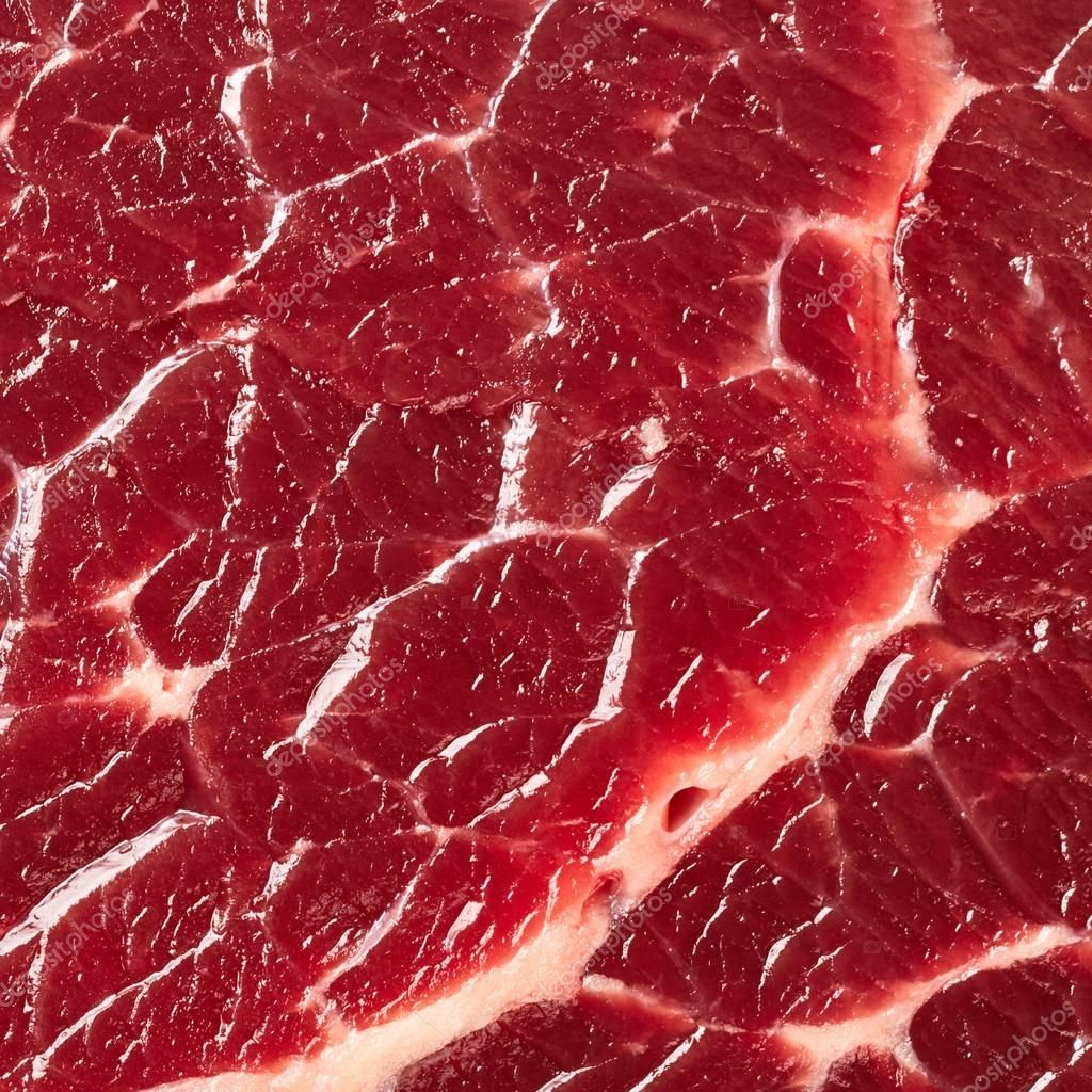 Raw Beef Close Up Food Texture Beef Steak Beef