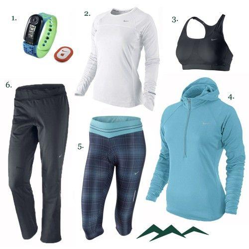 Nike Winter Apparel Women Workout attire, Running