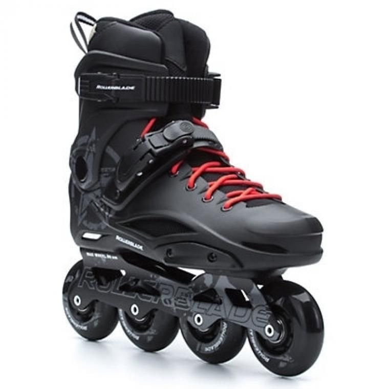 16325ef101a De nieuwe Rollerblade RB 80 Urban inline skates is er voor de beginnende  freeskater die op zoek is naar hoge kwaliteit maar niet de hoogste prijs.