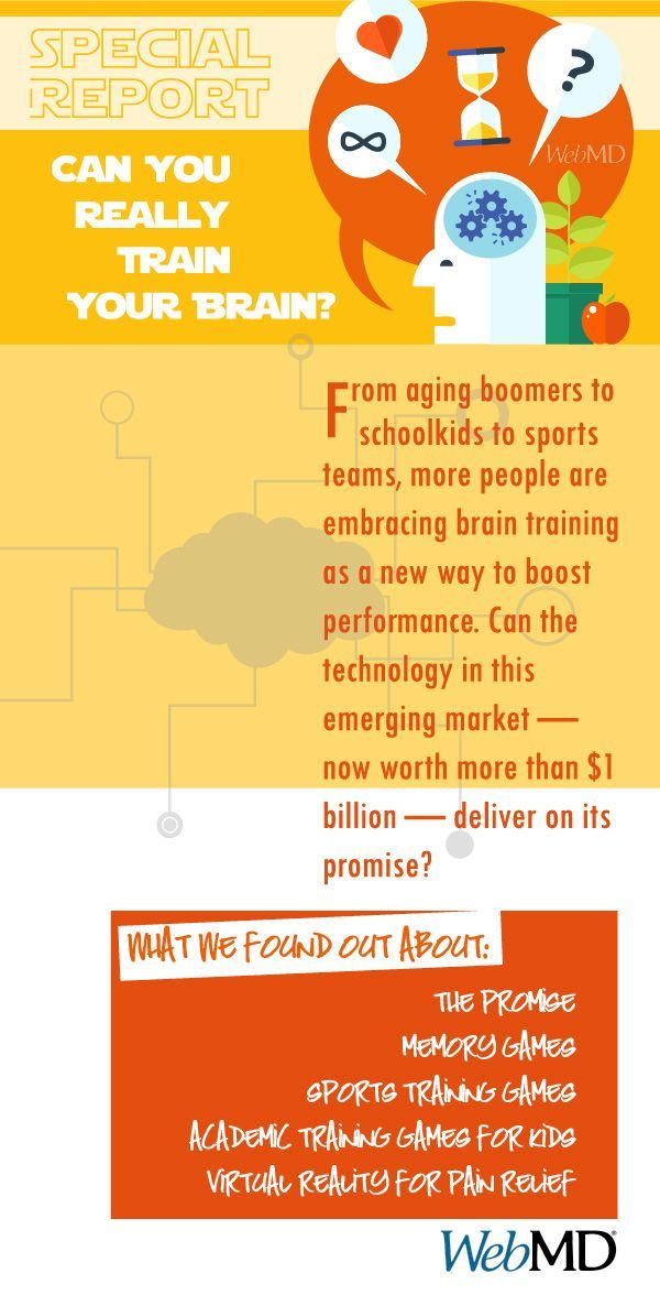 Special Report Can You Train A Better Brain? Brain - training report