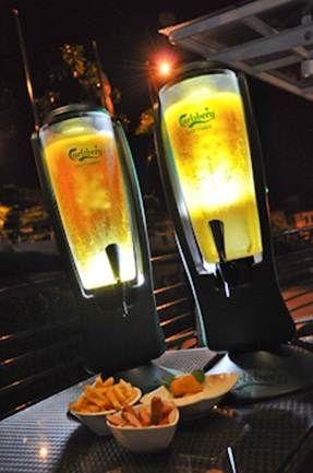 Carlsberg Beer Tower In 2019 Beer Tower Beer Liquor