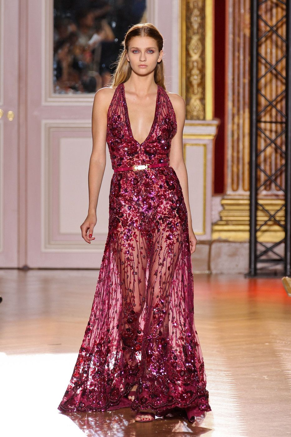 Zuhair Murad at Couture Fall 2012 - StyleBistro