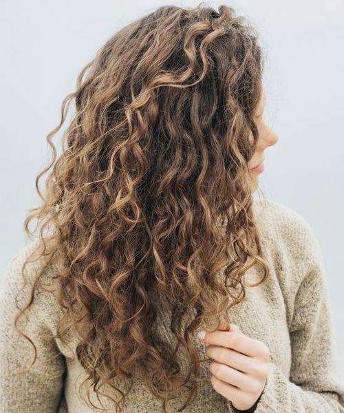 Best Long Curly Hairstyles 2018 to Make You Pretty and Stylish ...