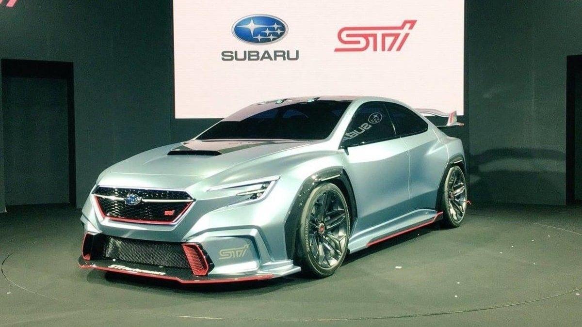 2020 Subaru Wrx Release Date Engine di 2020