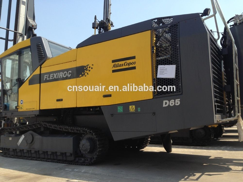Atlas Copco Hydraulic Surface Drill Rig Flexiroc T35 Hot Sale - Drill Rig Operator Sample Resume