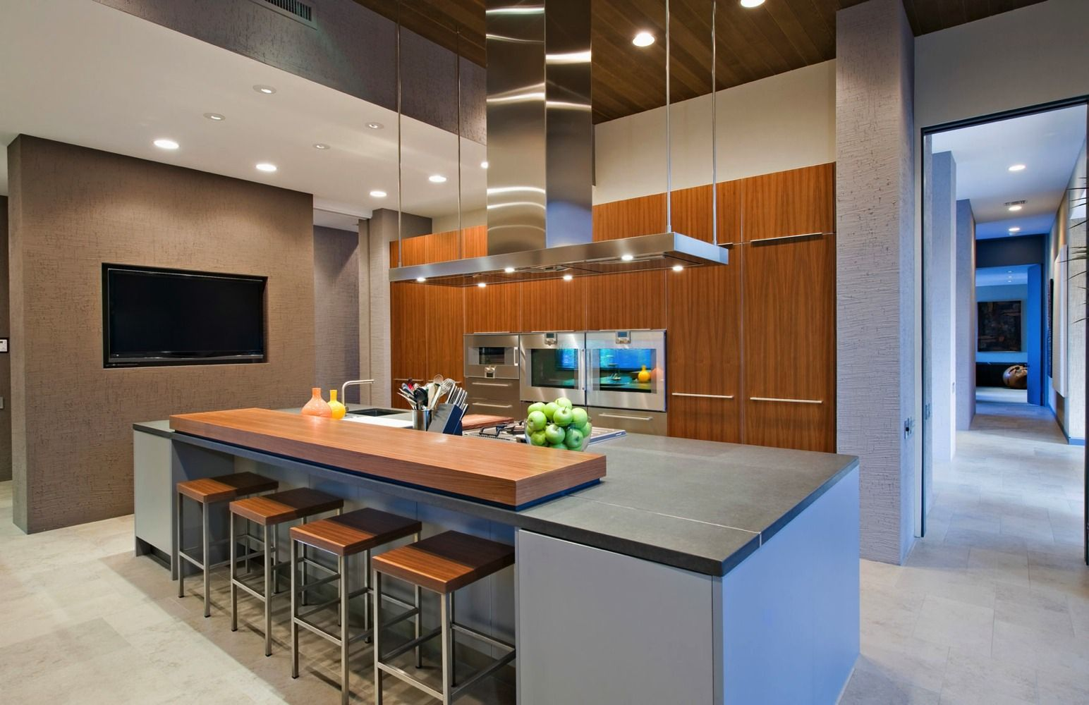 Kitchen Islands With Breakfast Bar The Best 100 Oak Kitchen Island With Breakfast Bar Imag Modern Kitchen Bar Contemporary Kitchen Island Modern Kitchen Island