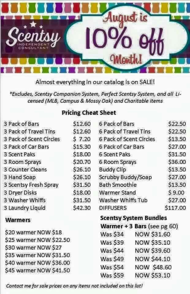 e6c2dd97b87fc SCENTSY SALE!! 10%OFF MONTH | *SCENTSY 10% OFF SALE | Scentsy ...