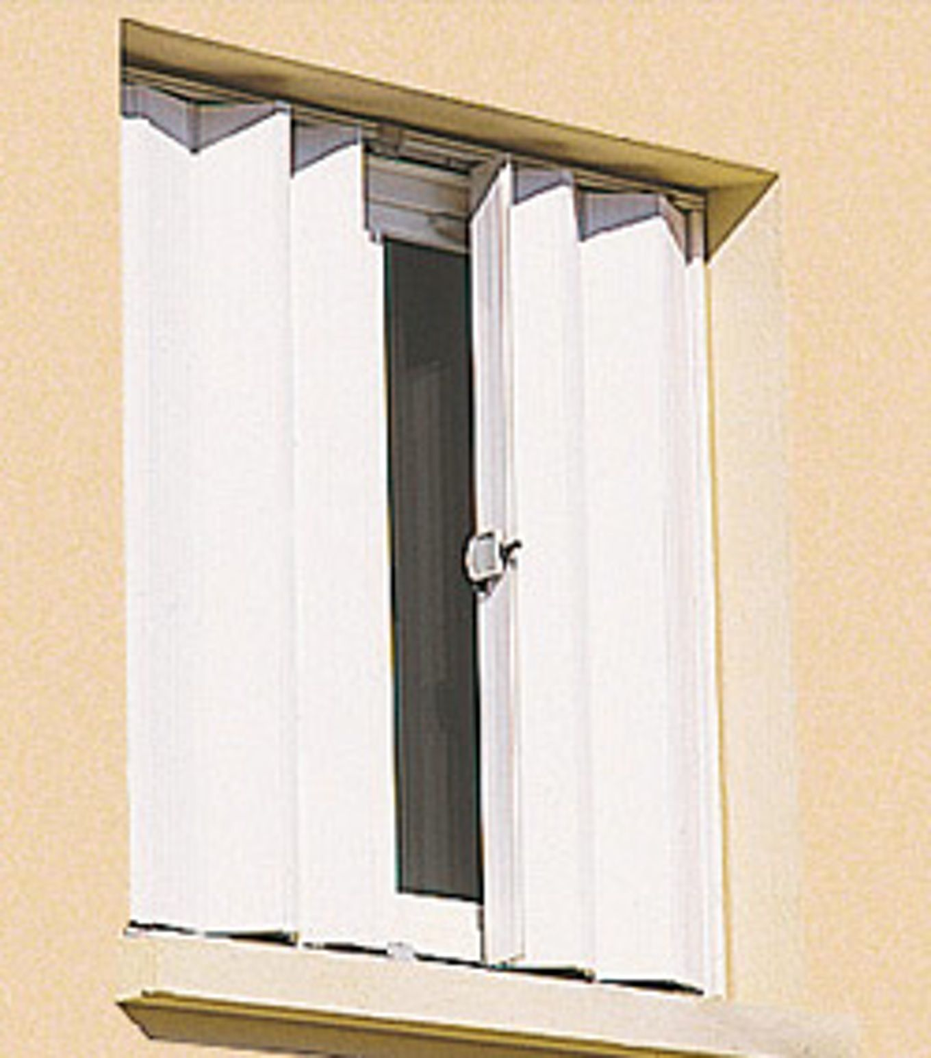 Porte coulissante persienne coulissante porte placard for Porte suspendue castorama