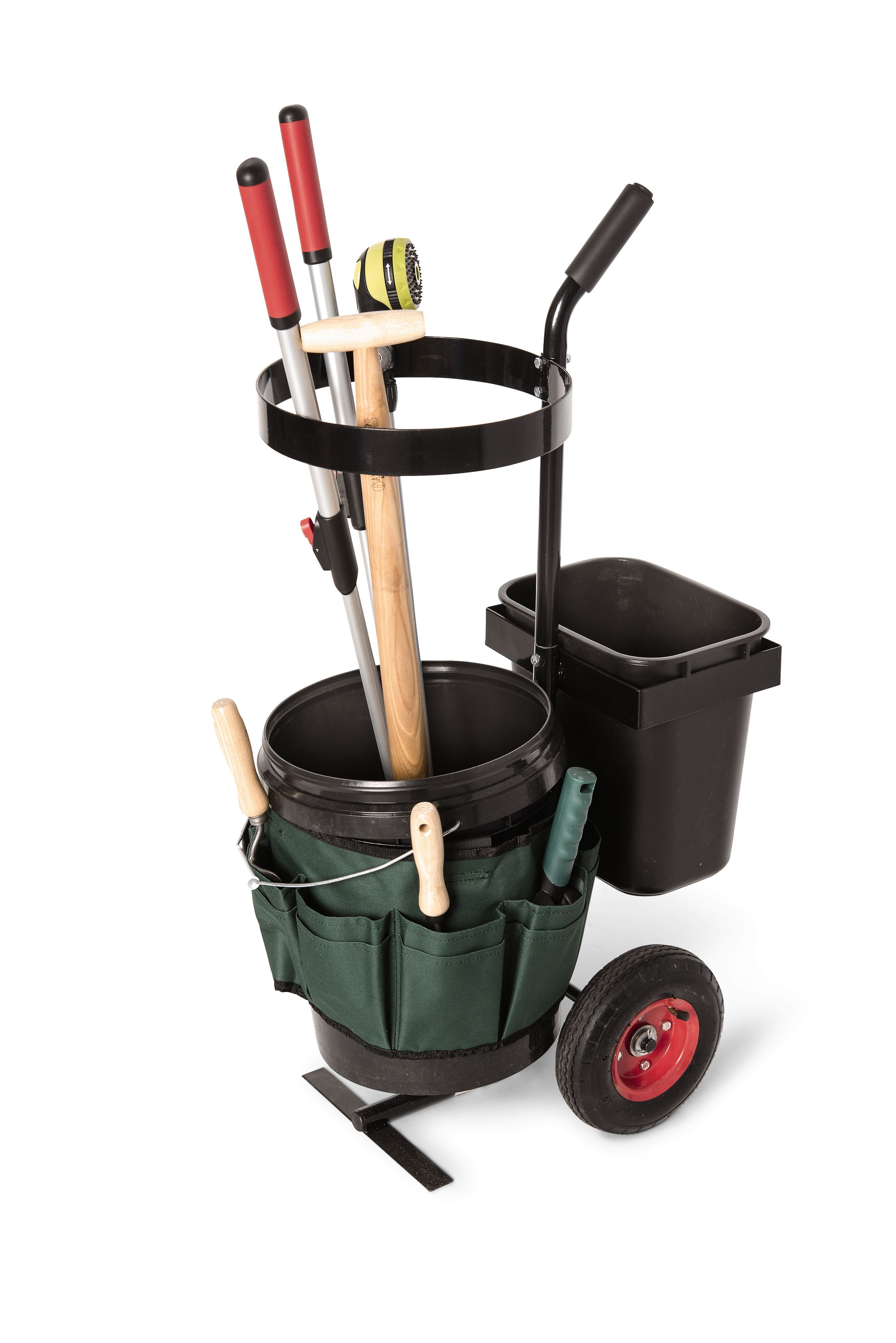Easy Roll Tool Caddy Is Like A Mobile Garden Shed