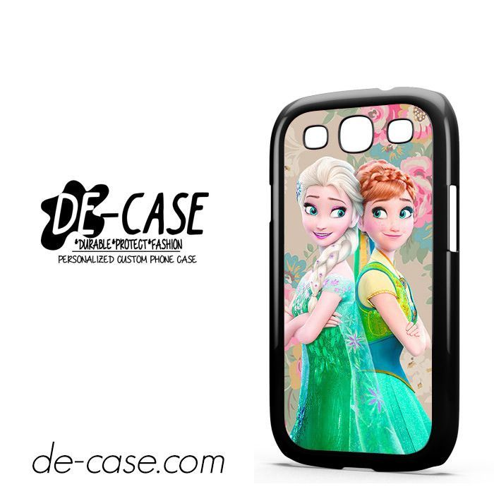 Frozen Elsa And Anna DEAL-4455 Samsung Phonecase Cover For Samsung Galaxy S3 / S3 Mini