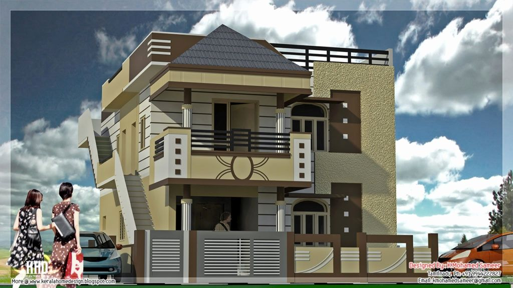 Image Result For Latest Building Exterior Design Of 30 40
