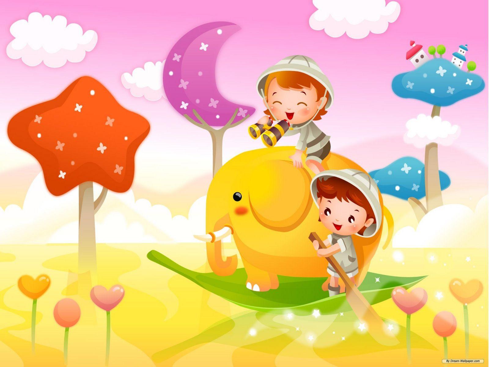 Kids Wallpaper Free 6 Cartoon Wallpaper Cute Cartoon Images Kids Wallpaper