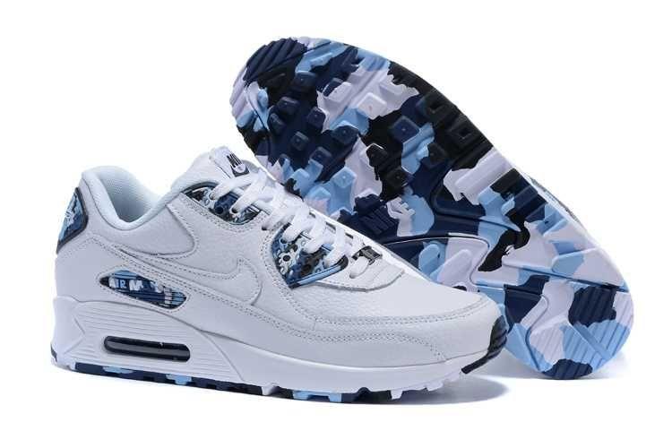 2016 Nike Air Max 90 Mens Sneakers White Dingen om te kopen