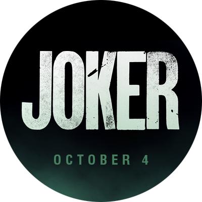 Joker Movie On Twitter Put On A Happy Face Jokermovie In Theaters October 4 Joker Face Joker Joker Logo