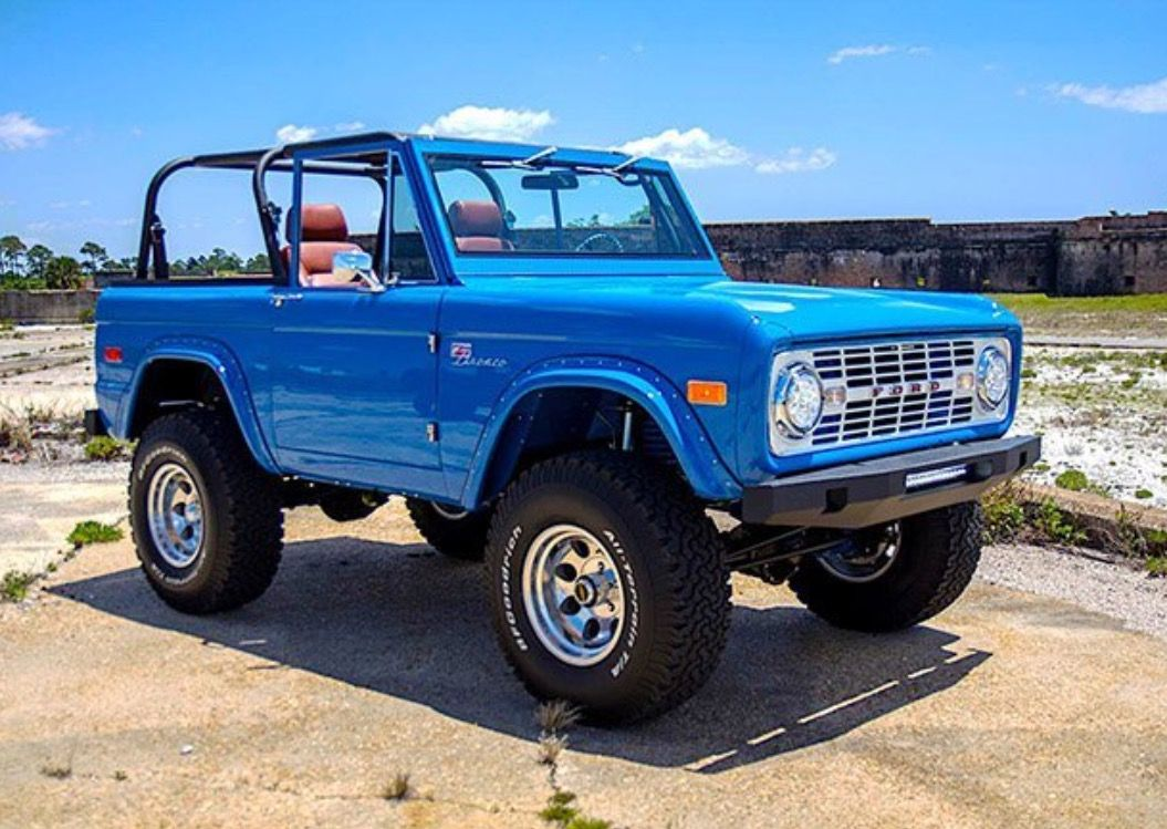 Ford Bronco Ford Bronco Classic Ford Broncos Ford Bronco For Sale