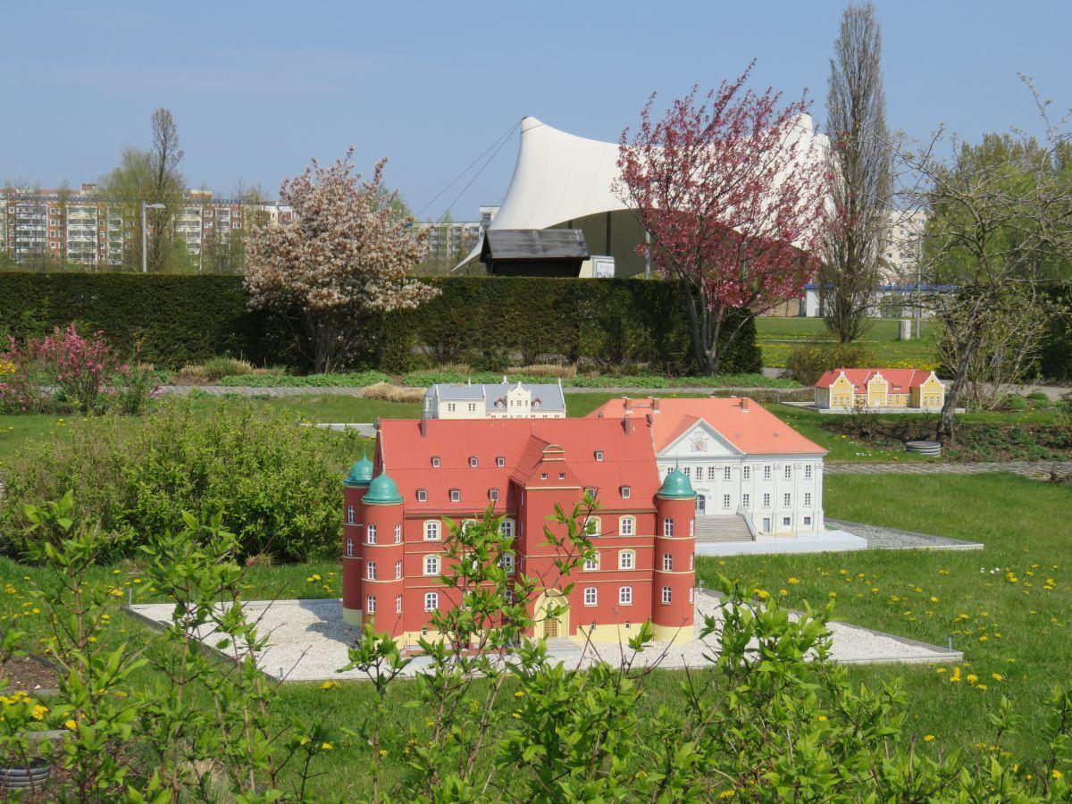 Miniaturwelt IGA Park Rostock #rostock #germany #travel