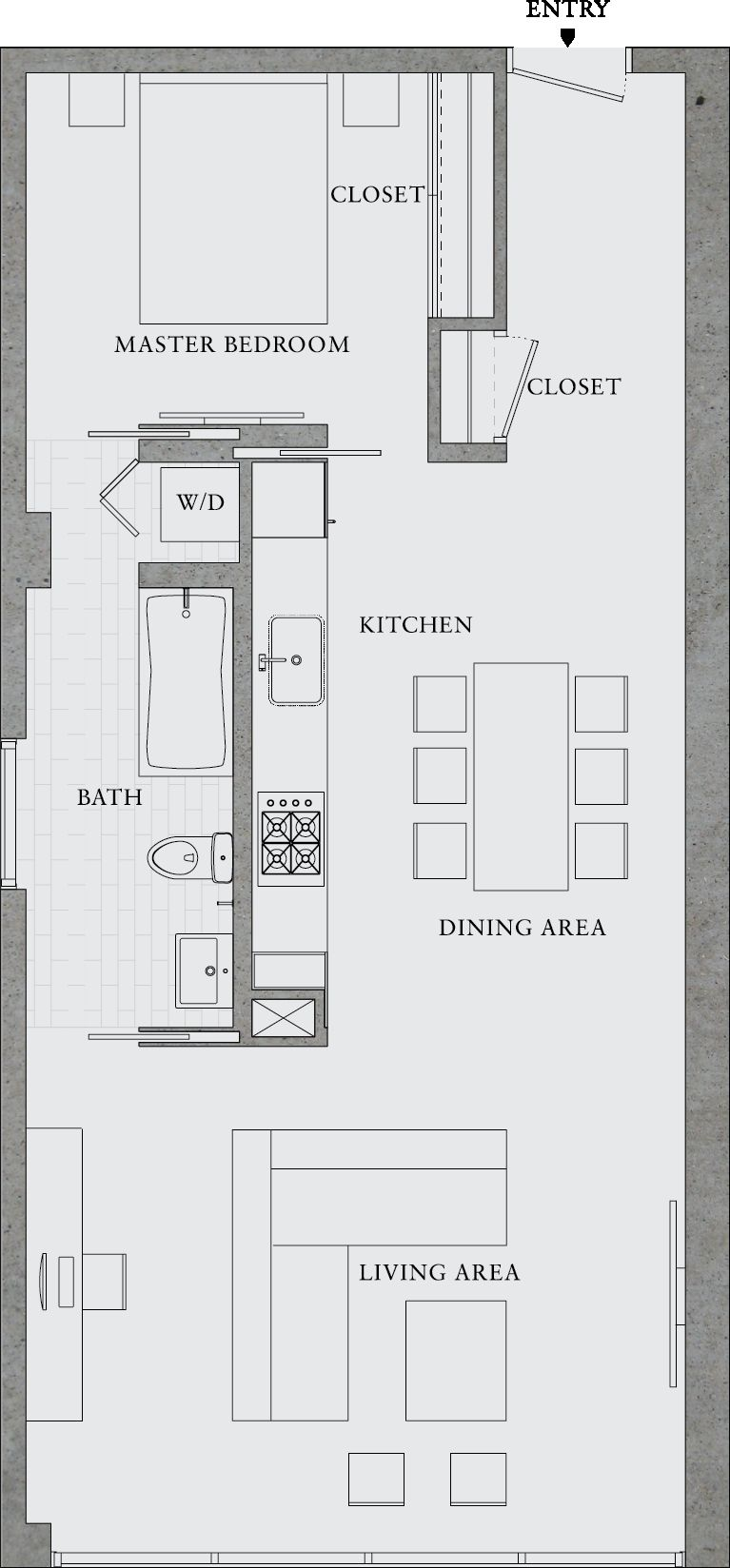 Exclusive Image Of Small Apartment Plans Layout Small Apartment Plans Layout Great Simple Design Small Apartment Plans House Plans Building A Container Home