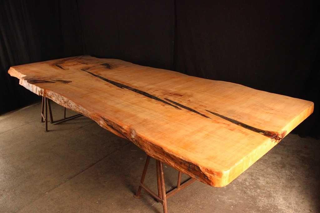 tischplatte kauri exklusives holz aus neuseeland kauritisch kauri table tisch diele und