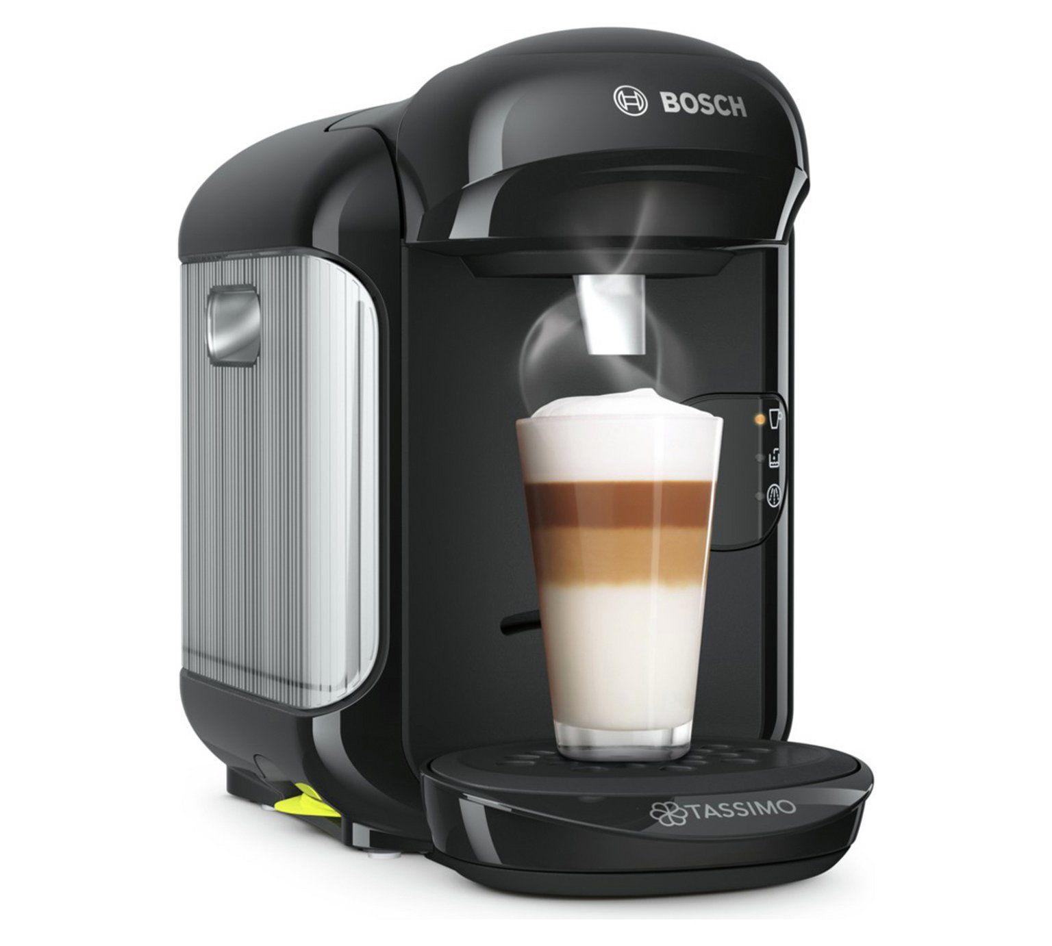 Buy Tassimo by Bosch Vivy 2 Pod Coffee Machine Black