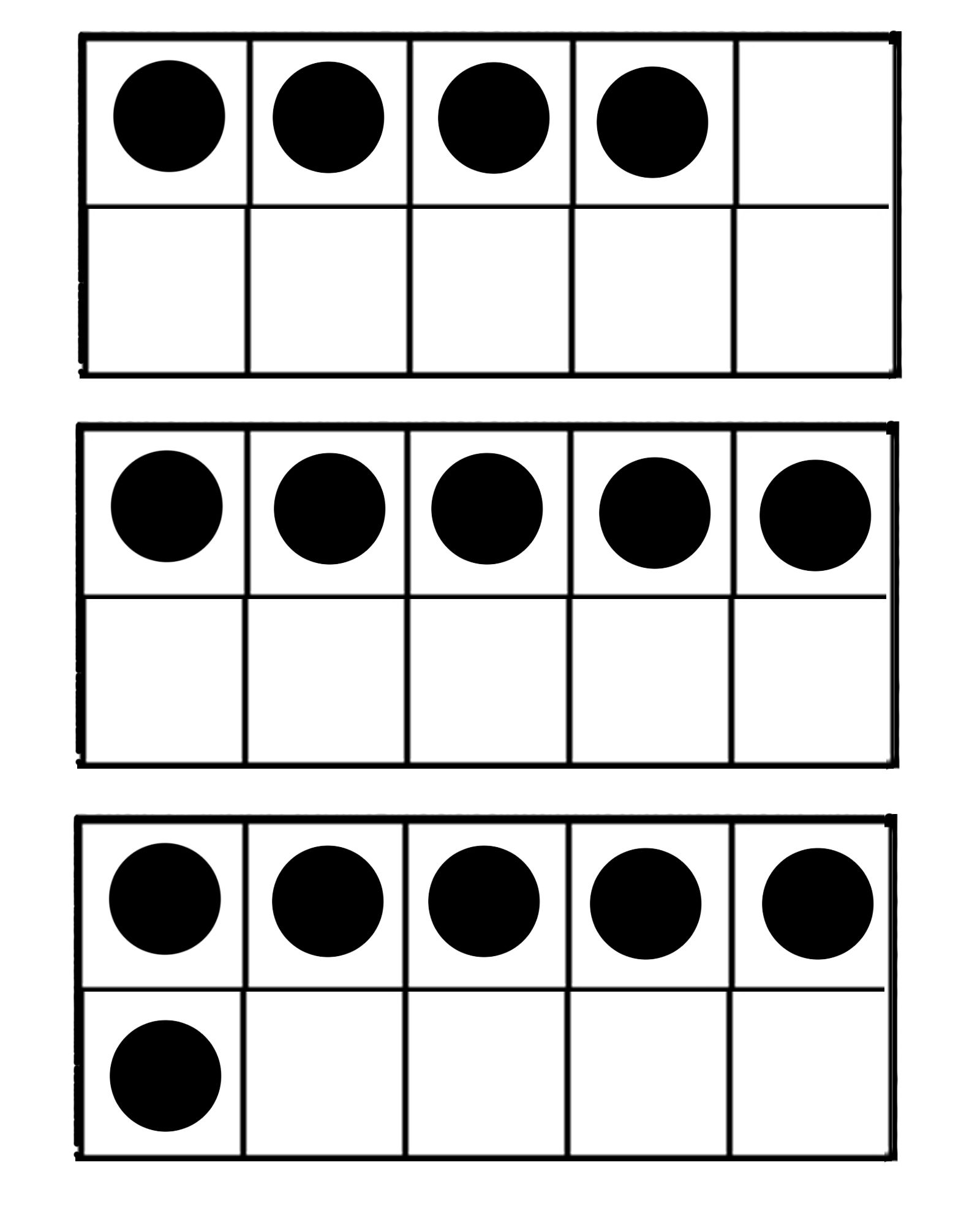 10 Frame Math
