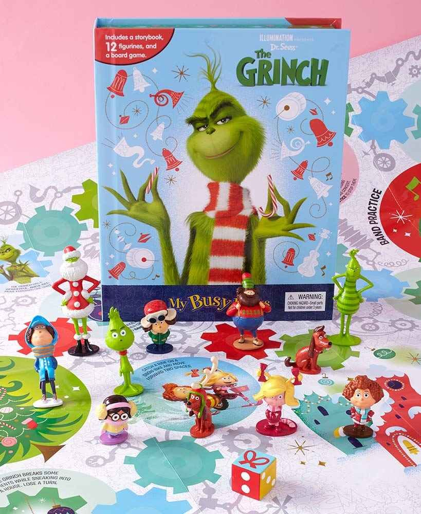 How The Grinch Stole Christmas Book Set
