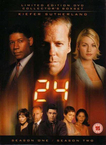 24 season 1 photos |     Connect » Movie Collector Connect » Movie