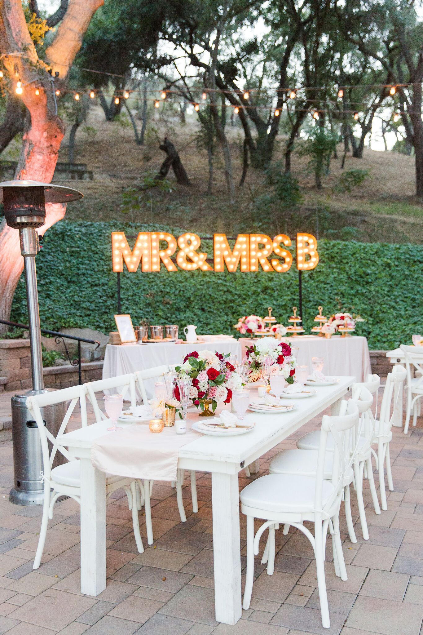 farm tables and more san diego table rentals san diego wedding rh pinterest com