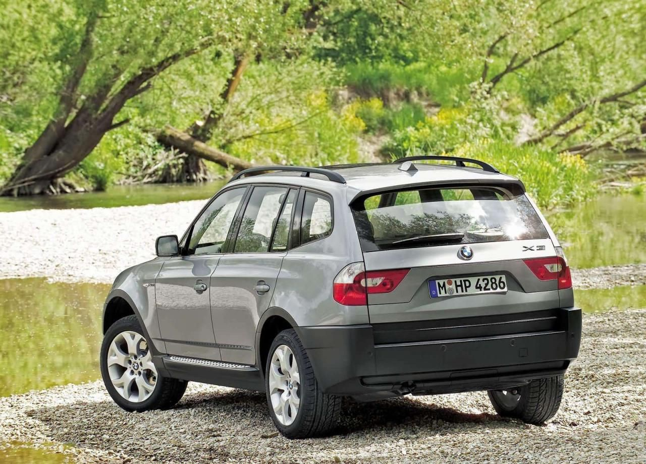 2004 BMW X3 2.0d | Vehiculos | Pinterest | Bmw x3, BMW and Cars