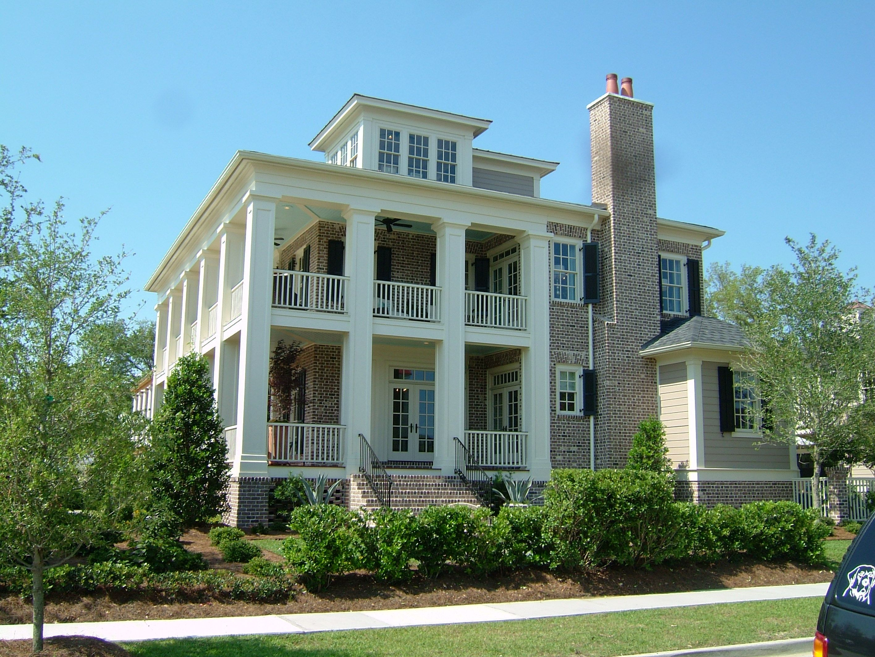 Southern Living Idea House Charleston Sc Southern Living Homes House Styles Dream House