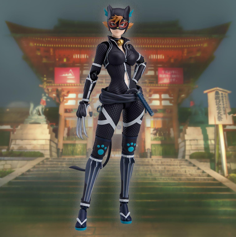 Good Smile Company figma PRE-ORDER Catwoman Ninja Ver. Batman Ninja